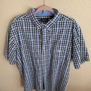 Chaps button down shirt, size XXL